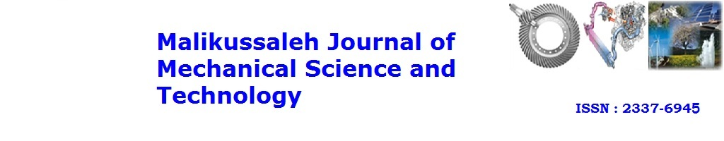 Malikussaleh Journal of Mechanical Science and Technology